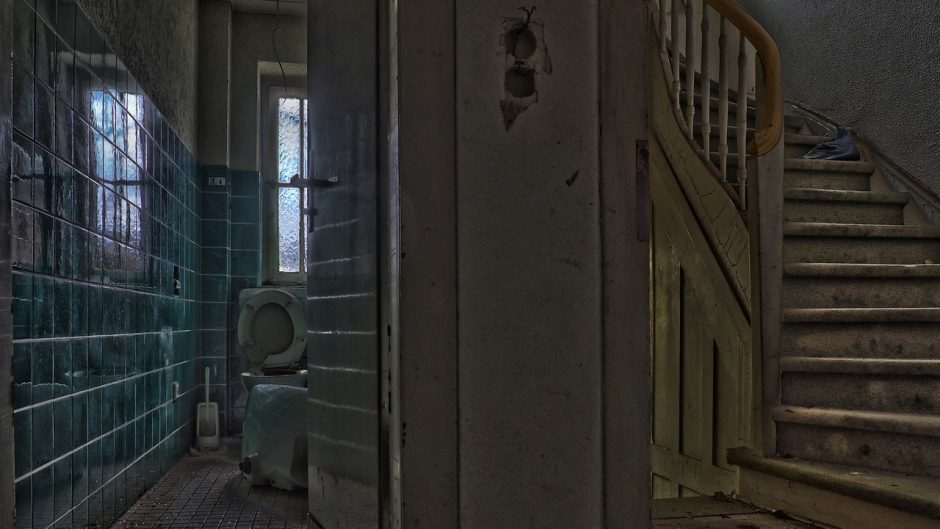 toilettes eaux usées
